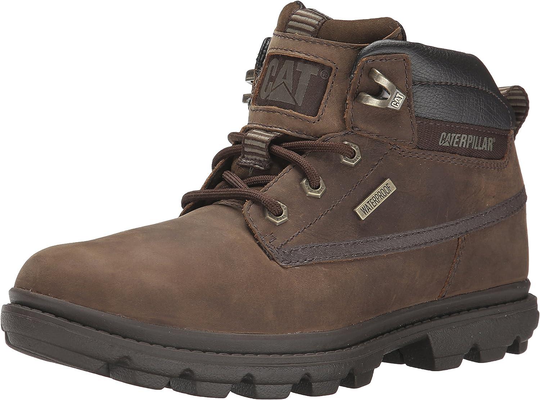 CAT Footwear Footwear Footwear Män's Grady WP Chukka Boot  bästa service