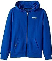 Polo Ralph Lauren Kids - Tech Fleece Full Zip Hoodie (Big Kids)