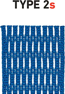 String King Type 2s Semi-Soft Lacrosse Mesh Piece (Assorted Colors)