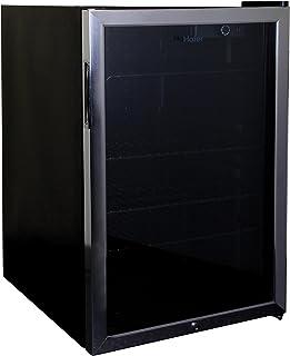 Haier HBCN05FVS 150-Can Beverage Center,Black