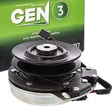 8TEN Gen 3 Electric PTO Clutch for John Deere Warner GT235 GT225 GX255 LT190 SST18 Mower AM126100 5219-1