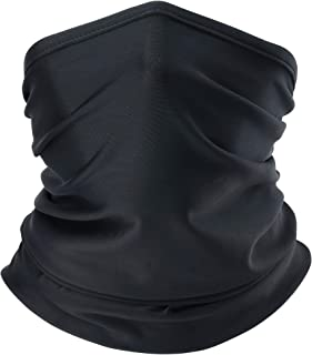Summer Breathable Cool Face Mask Sun Dust Protection Neck Gaiter for Fishing Hunting Riding Outdoor Sports