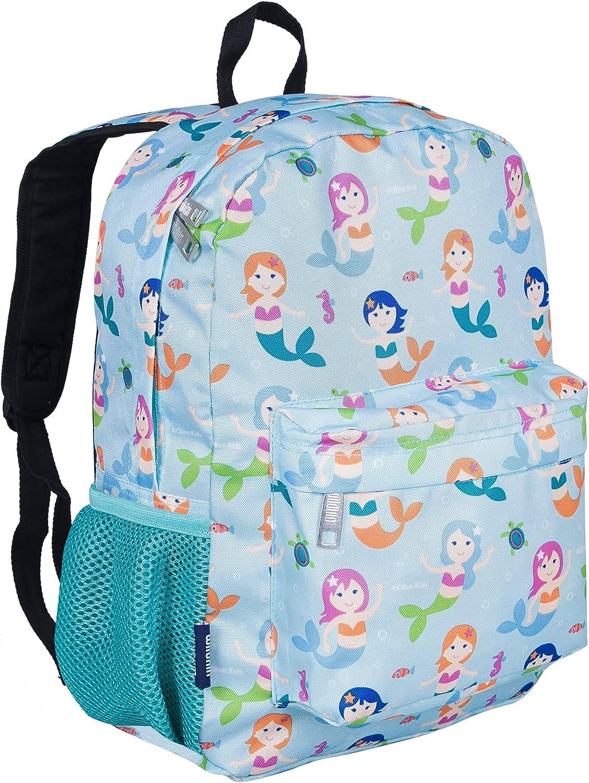 正規店 Wildkin 16 Inch Kids Backpack 完売 Boys Polye Girls 600-Denier for