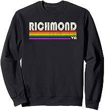 Vintage 80's Style Richmond VA Gay Pride Month Sweatshirt