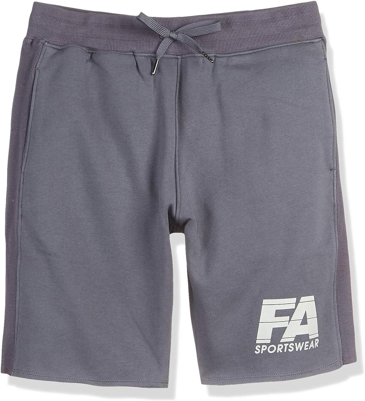 FA Sportswear Sweatshorts 01 grau Basic