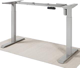 Desktronic Support de bureau électrique réglable en hauteur – Posez votre propre table – Bureau réglable en hauteur – Chan...