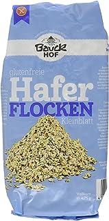 Bauckhof Haferflocken Kleinblatt glutenfrei, 4 x 475 g - Bio