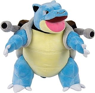 """Peluche Pokémon """"Blastoise"""", Peluche Jugar y coleccionar. A Partir de 3años, Extra Grande 35cm."""