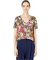 Paul Smith - Printed Floral T-Shirt