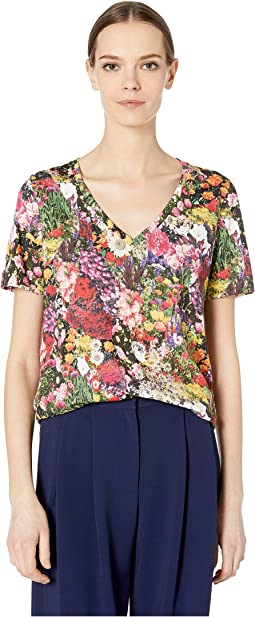 Printed Floral T-Shirt