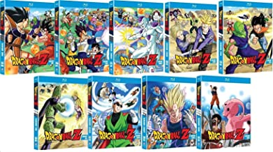 Dragon Ball Z Complete Series Seasons 1-9