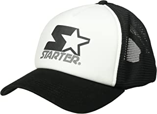 STARTER Women's Mesh-Back Trucker Cap, Amazon Exclusive