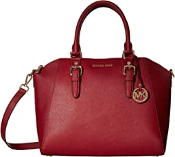 Ciara Large Top Zip Satchel