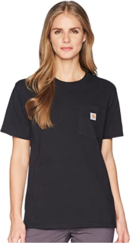 Carhartt - WK87 Workwear Pocket Short Sleeve T-Shirt
