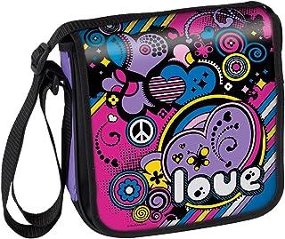 Cra-Z-Art Shimmer and Sparkle Color Your Own Messenger Bag
