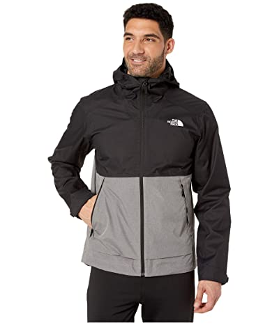 The North Face Millerton Jacket (TNF Black/TNF Medium Grey Heather) Men