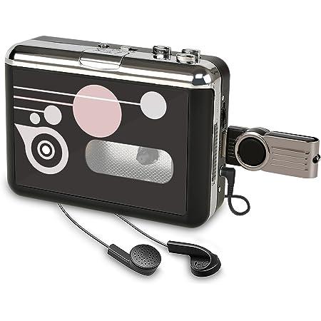 Kassettenspieler Standalone Portable Digital Usb Audio Elektronik