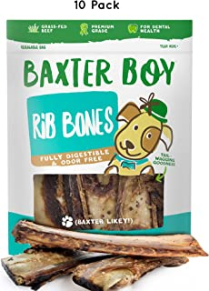 Baxter Boy Rib Bones for Dogs, 7