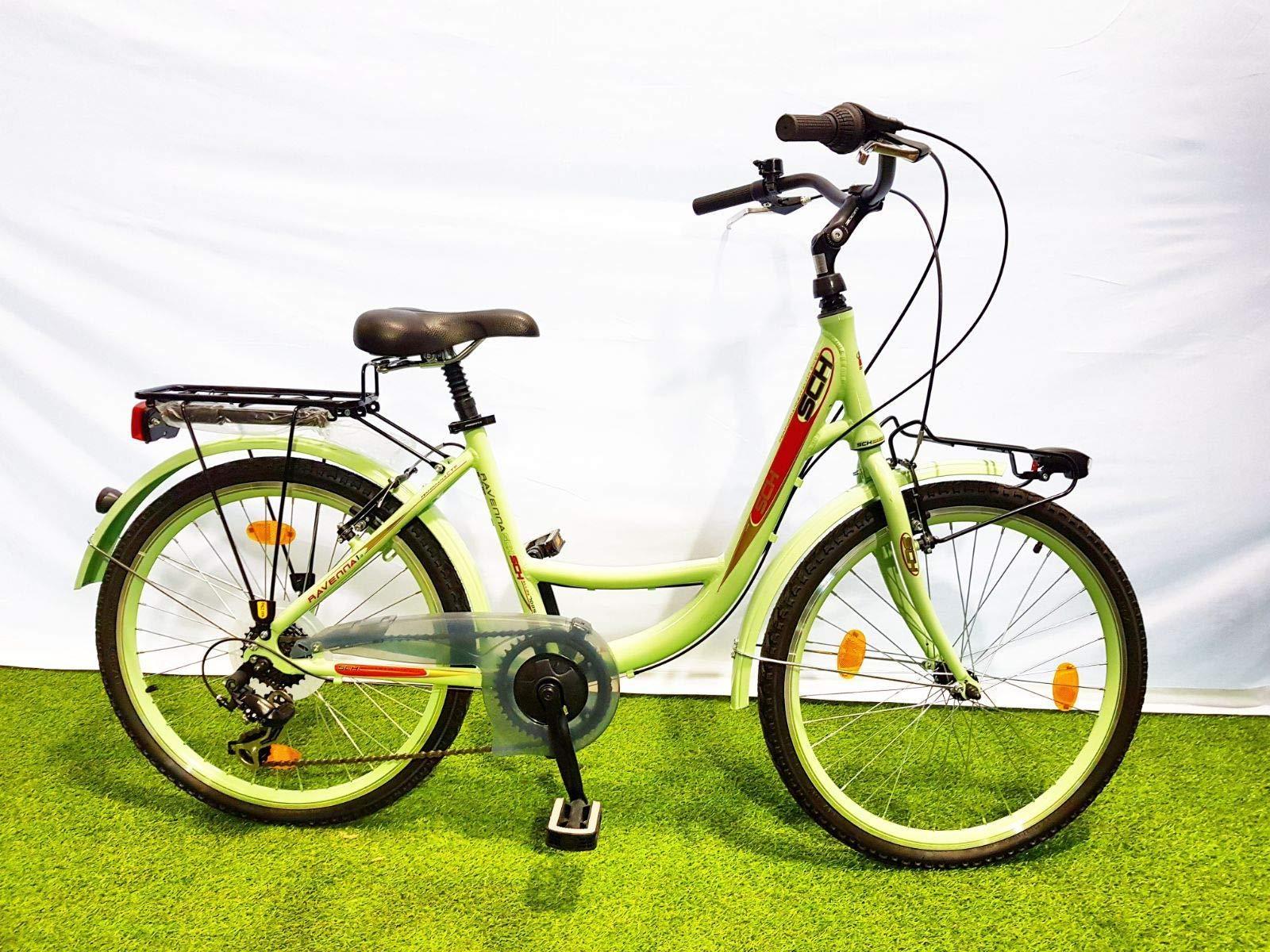 SCHIANO Bicicleta Holanda Mujer Ravenna 24