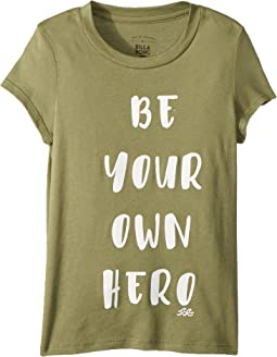 Be a Hero T-Shirt (Little Kids/Big Kids)