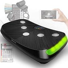 Beursprimeur 2021! 4D trilplaat VP400 in gebogen design + trainingsvideo's, Color Touch Display, enorm oppervlak, smart LE...
