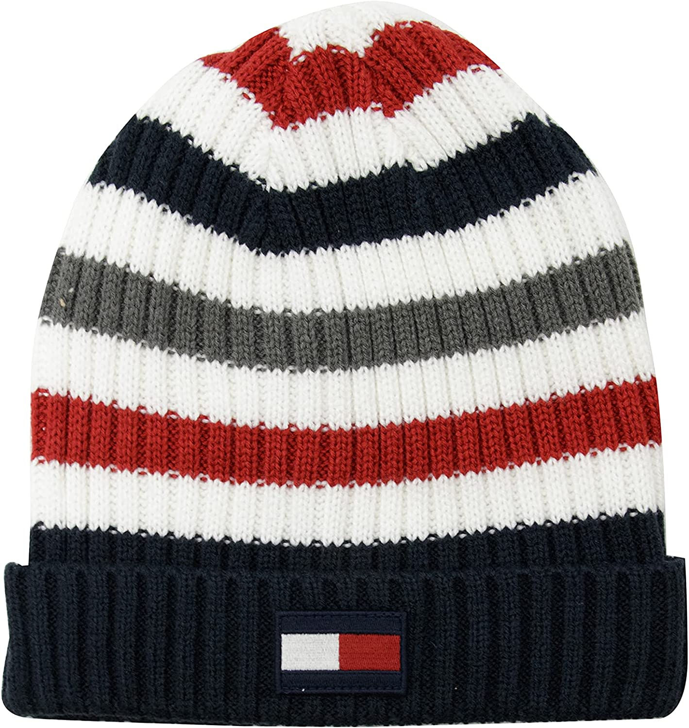 Tommy Hilfiger Men's Ribbed Cuff Hat