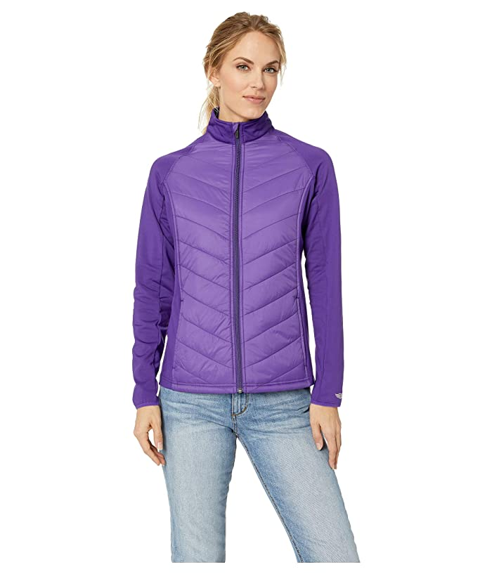 Straight Down Nova Hybrid Jacket (Lupine) Women