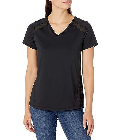 Jockey Fusion Short Sleeve T-shirt with Mesh Inserts