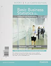 Basic Business Statistics, Student Value Edition