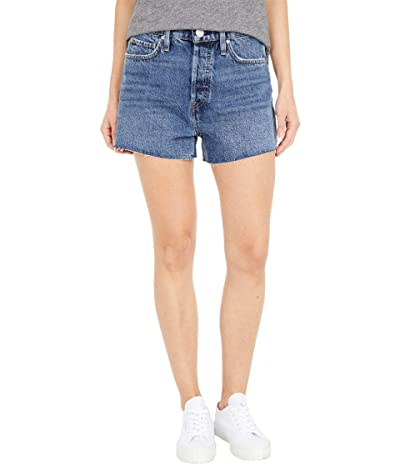 Hudson Jeans Cara Classic Shorts in Bite (Bite) Women
