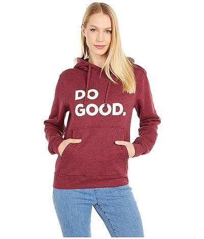 Cotopaxi Do Good Hoodie (Port) Women