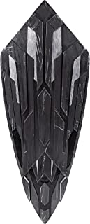 Avengers: Infinity War Captain America Shield, Measures 9 1/4 by 16 Inches, Prop Looks Like Vibranium