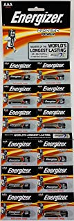 Energizer Alkaline AAA Battery 12 Pieces Pack
