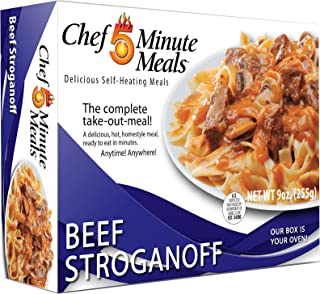 5 minute chef meals