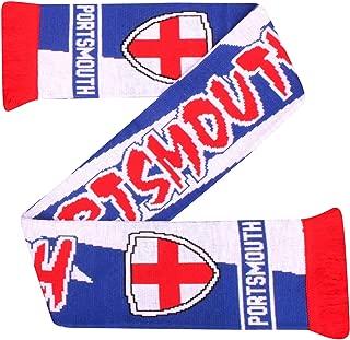 portsmouth fc scarf