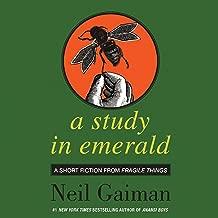 a study in emerald audiobook