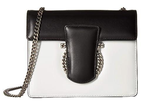 Salvatore Ferragamo Thalia Color Block Handbag