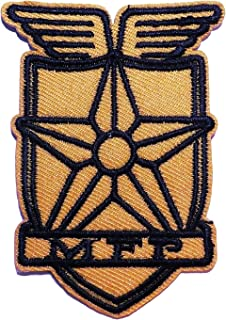 8ed762c43a2 Mad Max MFP Main Force Patrol Symbol Iron On Patch