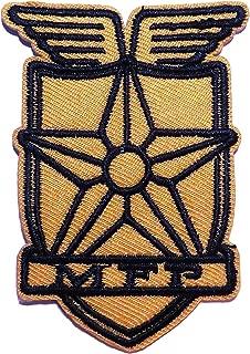 Mad Max MFP Main Force Patrol Symbol Iron On Patch