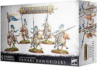 Warhammer: Age of Sigmar - Lumineth Realm-Lords Vanari Dawnriders