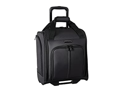 Samsonite Leverage LTE Wheeled Boarding Bag (Charcoal) Luggage