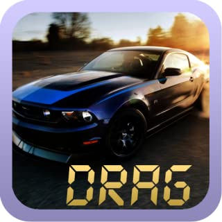 mustang drag racing games