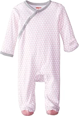 Skip Hop - Petite Triangles Snap Footie (Infant)