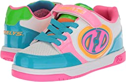 Heelys - Plus X2 Lighted (Little Kid/Big Kid)
