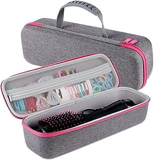 Hard Travel Case for Revlon One-Step Hair Dryer / Volumizer / Styler, Big Capacity EVA Carrying Case Bag Cover for Revlon,...