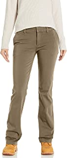 Dickies Women's Perfect Shape Bootcut Twill Pant