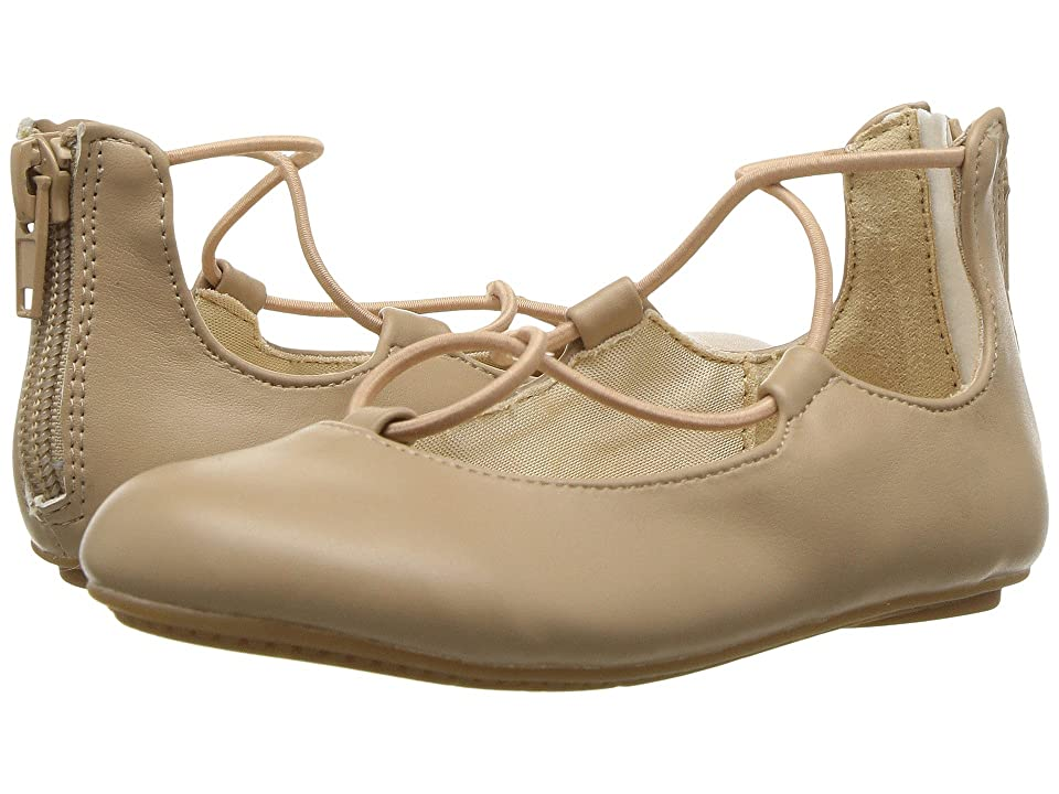 Yosi Samra Kids Miss Shelly (Toddler/Little Kid/Big Kid) (Nude) Girls Shoes