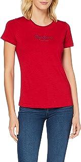 Pepe Jeans New Virginia Camiseta para Mujer