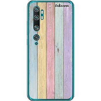 Cover Gel TPU Per Xiaomi Redmi Note 8T Disegno Legno 09 Disegni