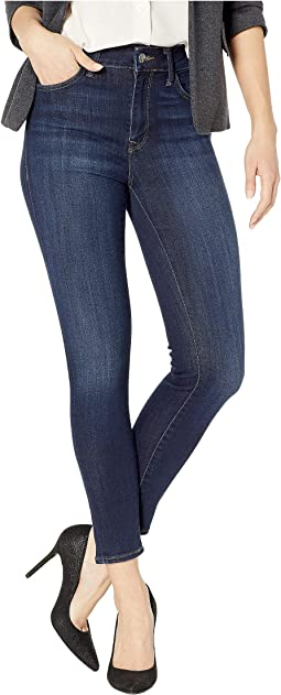 Tess High-Rise Super Skinny in Deep Supersoft